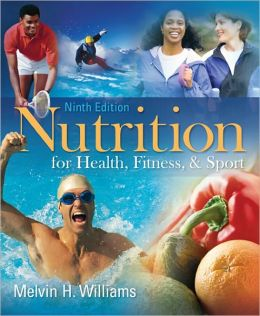 Combo: Nutrition for Health, Fitness & Sport with Dietary Guidelines Update Resource