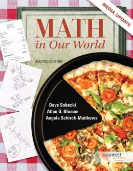 Math In Our World, Media Update with Connect Plus Hosted by ALEKS Corp. Access Card