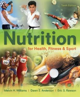 Combo: Nutrition for Health, Fitness & Sport with NCP Online Access