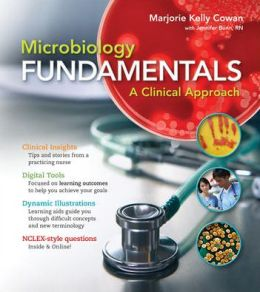 Combo: Loose Leaf Version for Microbiology Fundamentals: A Clinical Approach with Connect Plus with LearnSmart 1-Semester Access Card