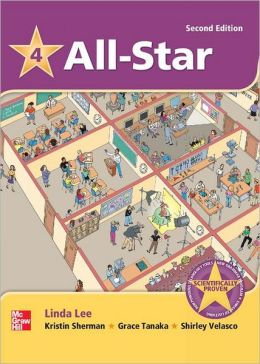 All Star Level 4 Student Book with Workout CD-ROM and Workbook Pack 2nd Edition