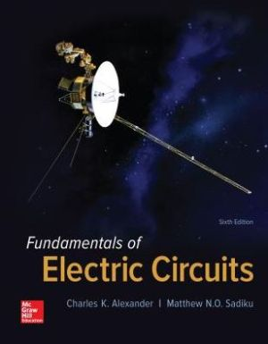 Fundamentals of Electric Circuits / Edition 6