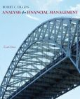 Book Cover Image. Title: Analysis for Financial Management, Author: Robert Higgins