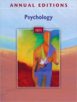 Psychology 10/11