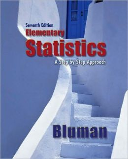 Combo: Elementary Statistics: A Step-By-Step Approach with Student Solutions Manual