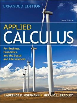 Combo: Applied Calculus for Business, Economics, and the Social and Life Sciences, Expanded Edition with MathZone Access Card