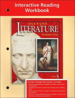 Interactive Reading Workbook: Course 3 (Glencoe Language Arts Series)