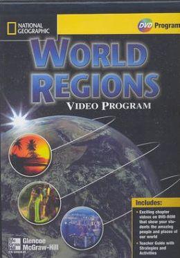 Glencoe World Geography, National Geographic Society World Regions DVD