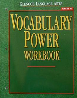 Vocabulary Power Workbook: Grade 12