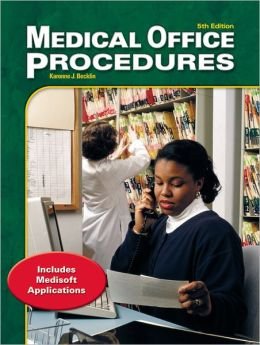 Medical Office Procedures: With Computer Simulation Text-Workbook with CD-ROM