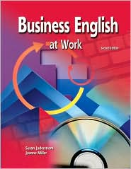 Business English at Work, Text-Workbook