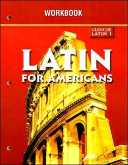 Latin for Americans Level 1: Writing Activities Workbook