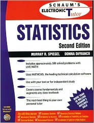 Schaum's Outline of Statistics, with Disk
