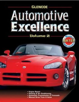 Automotive Excellence, Volume 2, Student Text