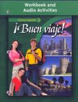 Book Cover Image. Title: Buen viaje!, Level 2, Workbook and Audio Activities Student Edition, Author: McGraw-Hill Education