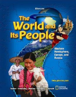 The World and Its People, Western Hemisphere, Europe, and Russia, Student Edition