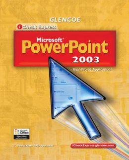 iCheck Series: iCheck Express Microsoft PowerPoint 2003, Student Edition