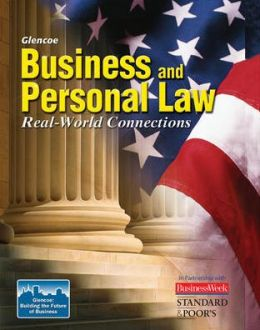 Business and Personal Law, Student Edition