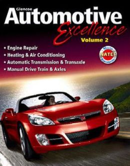 Automotive Excellence Volume 2, Student Edition