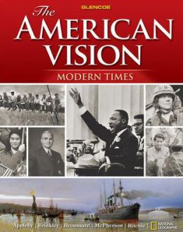 The American Vision, Student Edition Glencoe McGraw-Hill