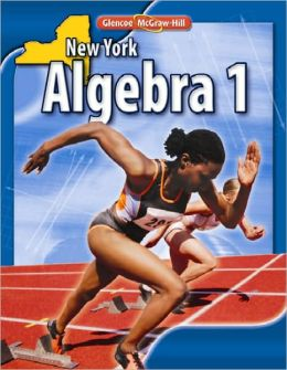 New York Algebra 1, Student Edition