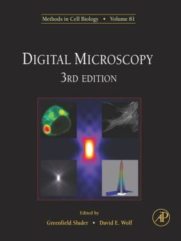 Digital Microscopy: Methods in Cell Biology