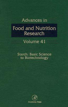 Starch: Basic Science to Biotechnology: Basic Science to Biotechnology