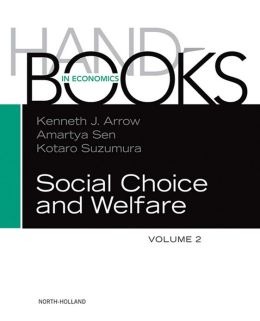 Handbook of Social Choice & Welfare