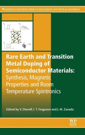 Rare Earth and Transition Metal Doping of Semiconductor Materials: Synthesis, Magnetic Properties and Room Temperature Spintronics