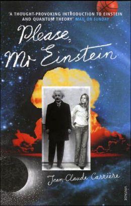 Please, Mr Einstein
