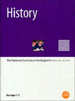 History: The National Curriculum for England - Varying Stages between 1-4