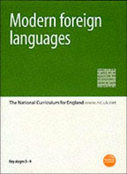 Modern Foreign Languages: The National Curriculum for England - Varying Stages between 1-4