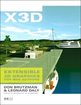 X3D: Extensible 3D Graphics for Web Authors