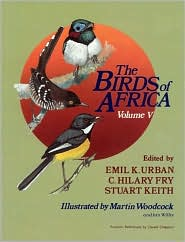 The Birds of Africa, Volume V: Thrushes to Puffback Flycatchers