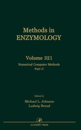 Numerical Computer Methods, Part C