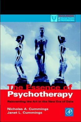 The Essence of Psychotherapy: Reinventing the Art for the New Era of Data