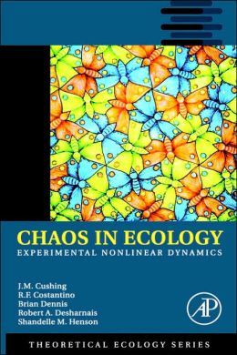 Chaos in Ecology: Experimental Nonlinear Dynamics