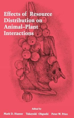 Effects of Resource Distribution on Animal Plant Interactions