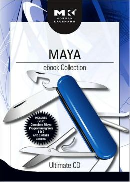 Maya ebook Collection: Ultimate CD