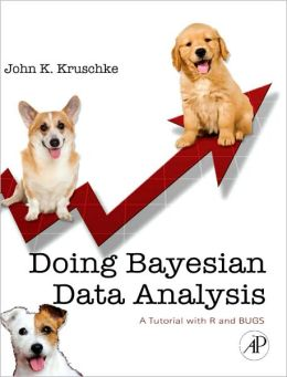 Doing Bayesian Data Analysis: A Tutorial Introduction with R and BUGS