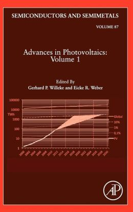 Advances in Photovoltaics: Volume 1