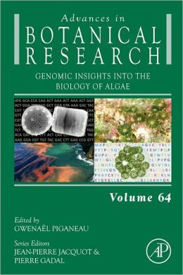 Genomic Insights into the Biology of Algae