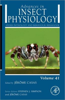 Spider Physiology and Behaviour: Behaviour