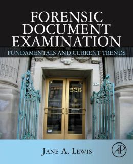Forensic Document Examination: Fundamentals and Current Trends