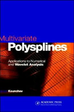 Multivariate Polysplines: Applications to Numerical and Wavelet Analysis