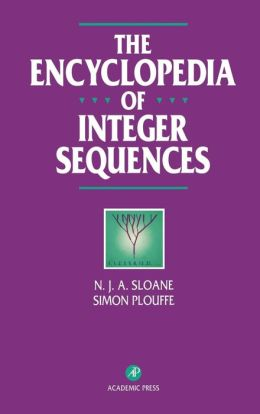 The Encyclopedia of Integer Sequences