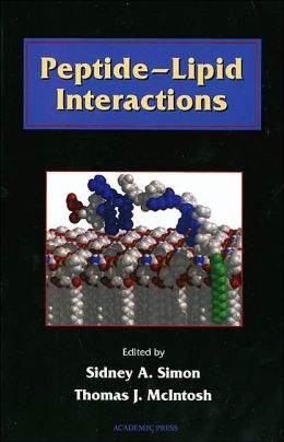Peptide-Lipid Interactions