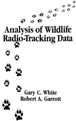 Analysis of Wildlife Radio-Tracking Data