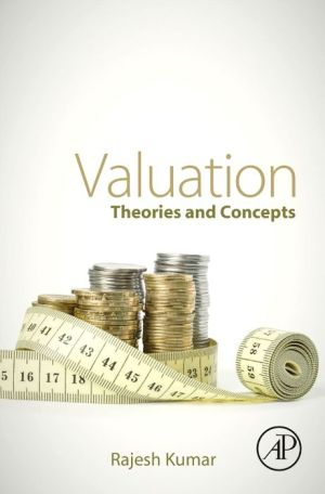Valuation: Theories and Concepts