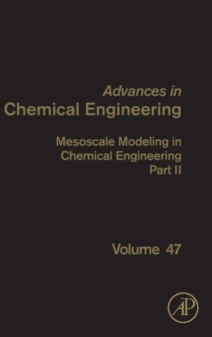 Mesoscale Modeling in Chemical Engineering Part II